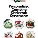 camper christmas ornaments