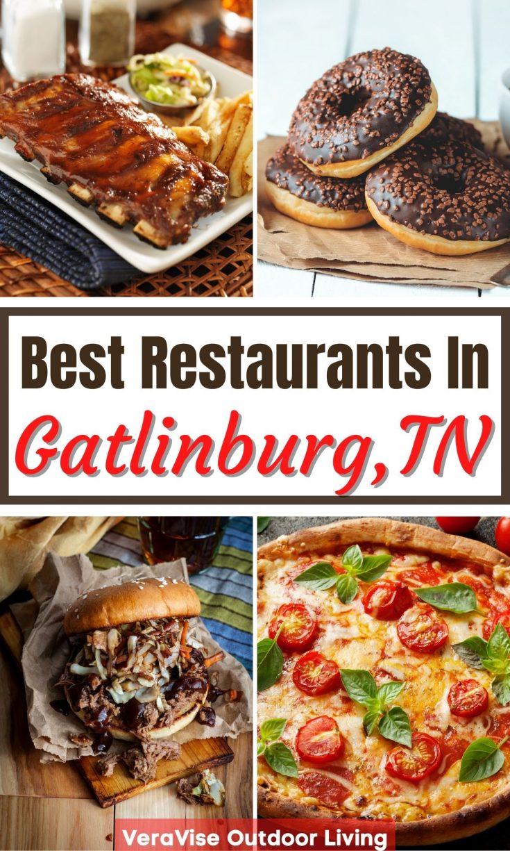 best gatlinburg restaurants