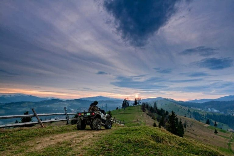 16 Heart Stopping ATV Trails in Georgia You Don't Want To Miss