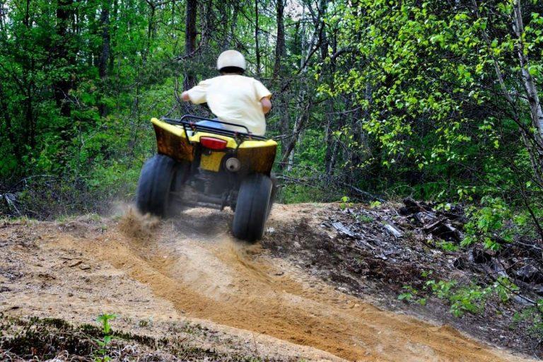 10 Hair-Raising ATV Trails in North Carolina