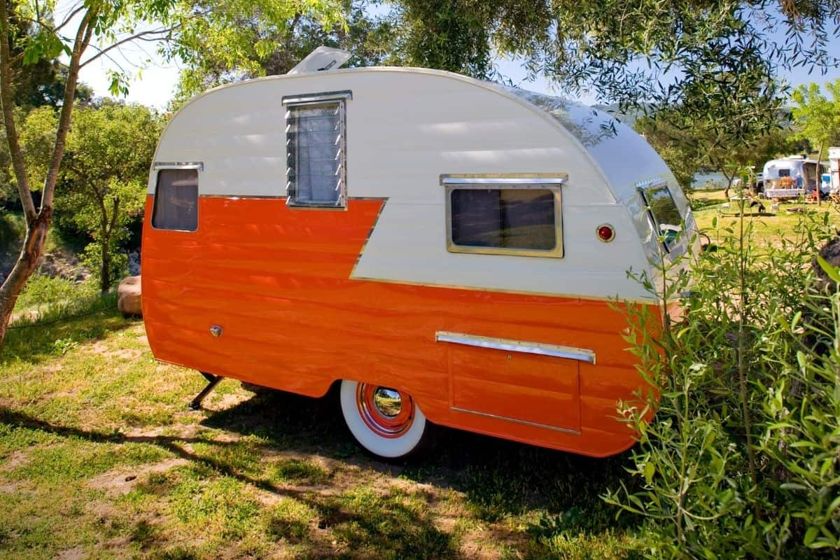cheap rv campers