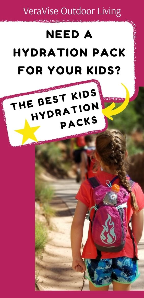 hydration packs for kids