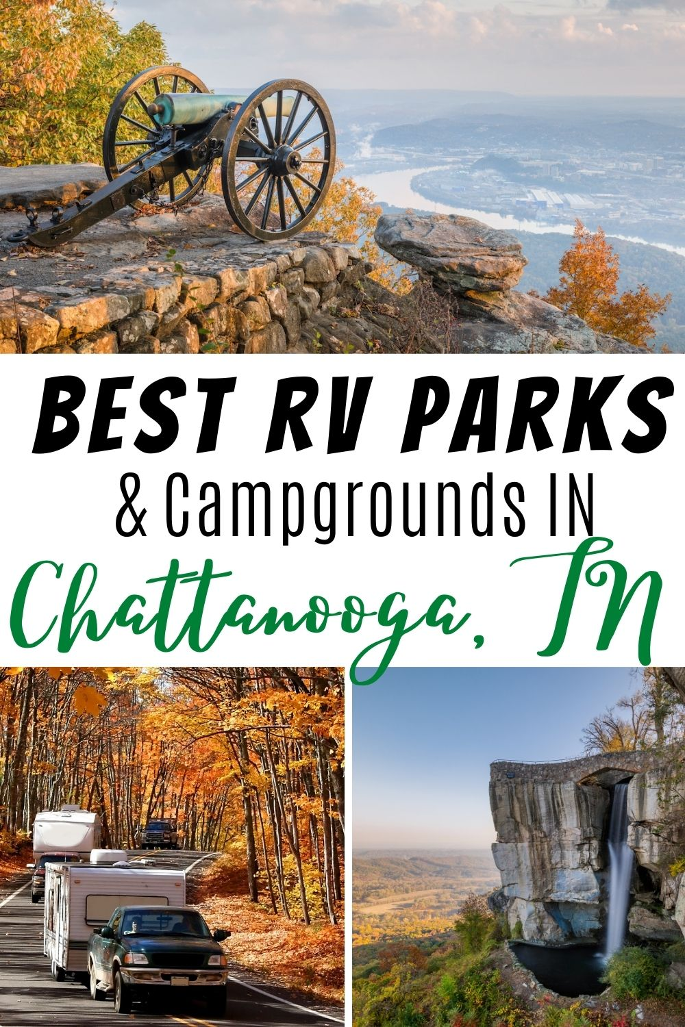 rv parks near Chattanooga