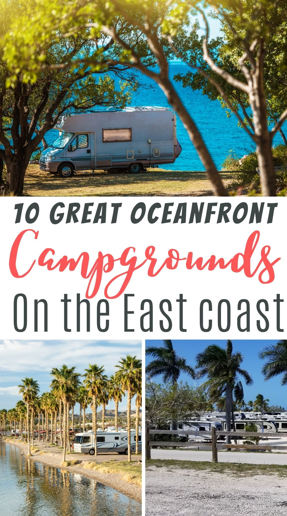 oceanfront campgrounds