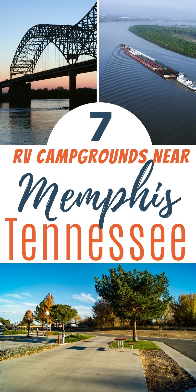 rv parks near Memphis tn