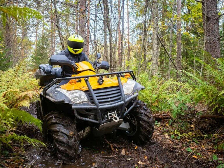More than 1000 Miles of ATV Trails Awaits You on the Hatfield-McCoy Trail System!