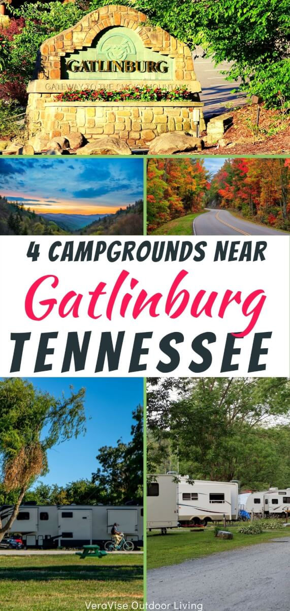 rv campgrounds near Gatlinburg