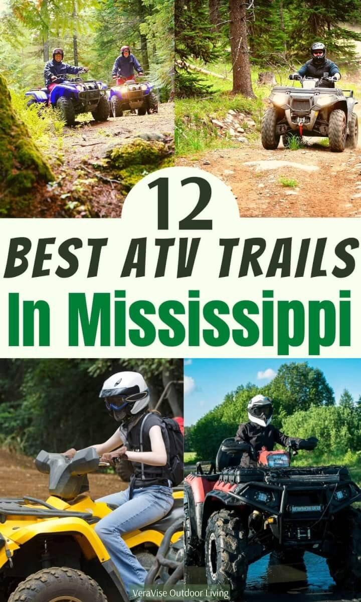 atv trails in Mississippi