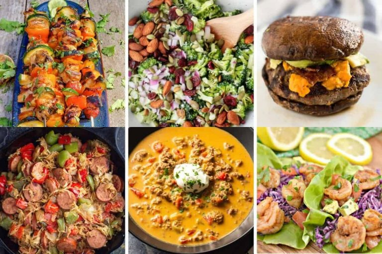 21 Low Carb Camping Meals & Recipes To Keep You On Track And In Shape This Summer
