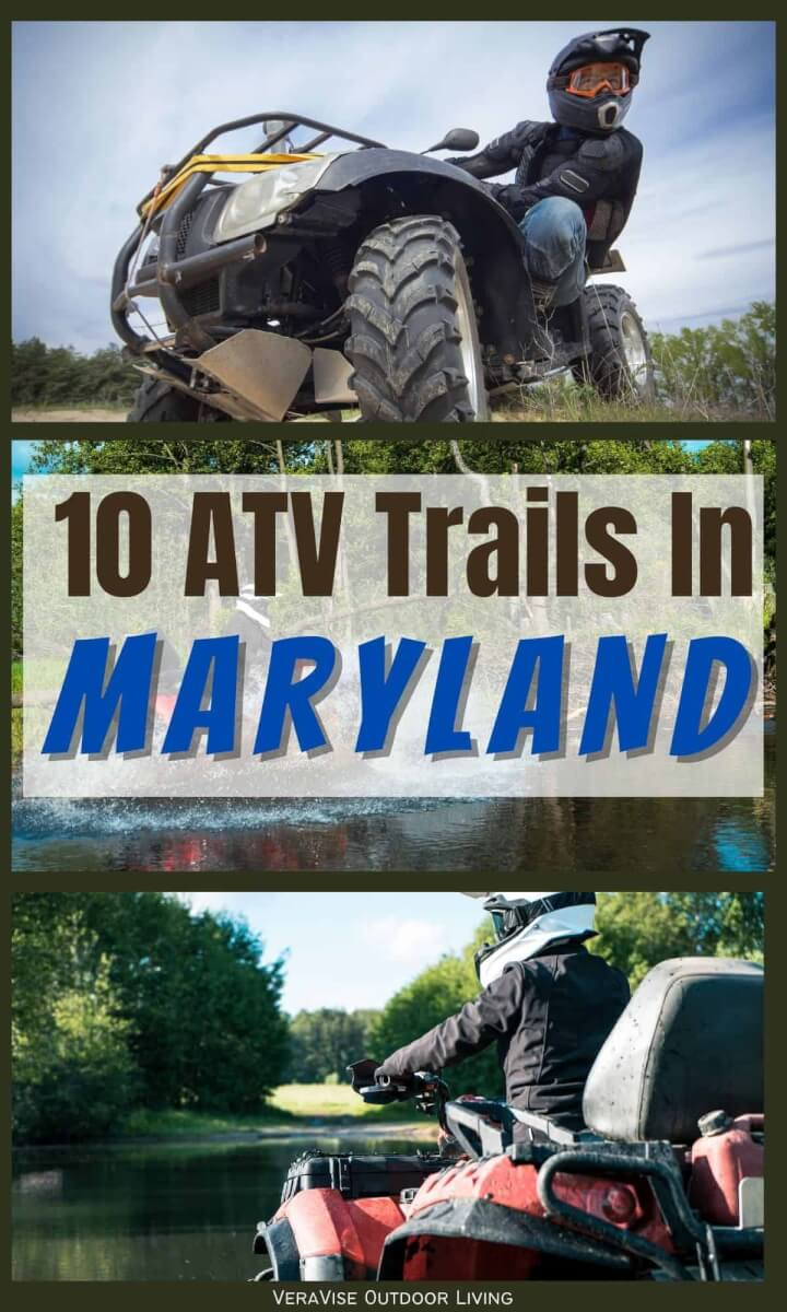 atv trails Maryland