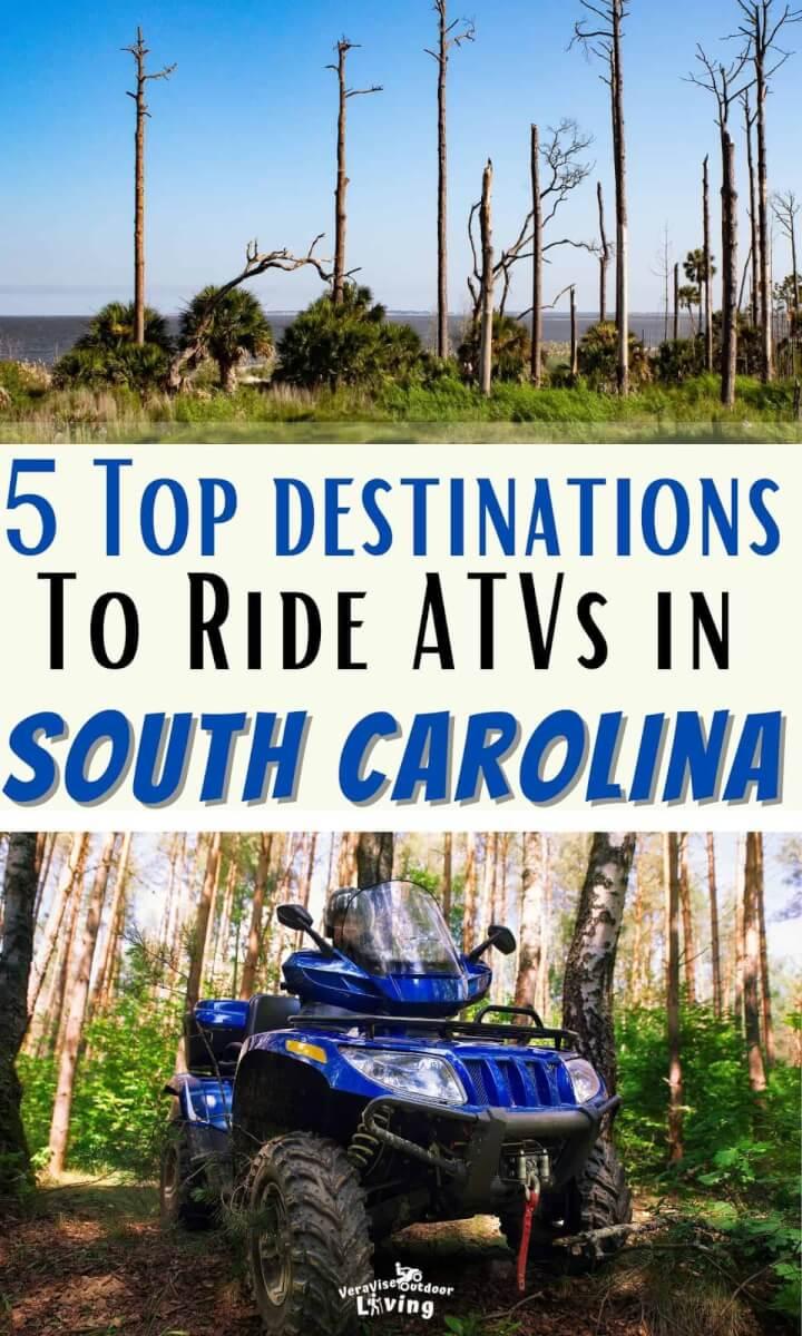 South Carolina atv trails