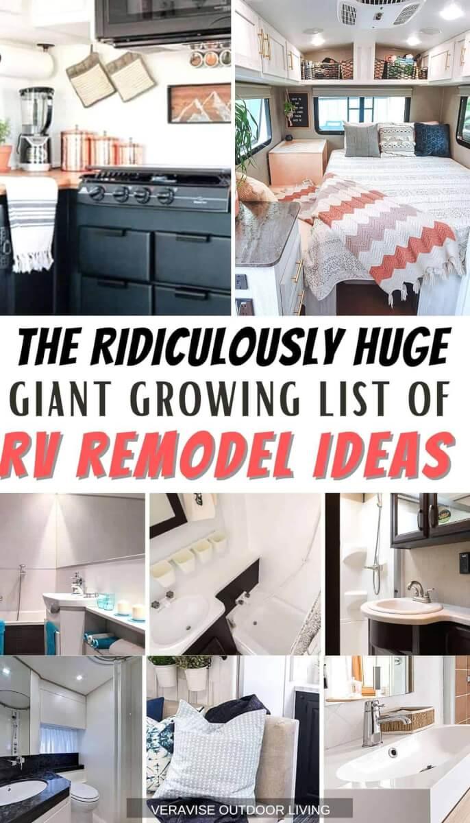 RV Remodel Ideas