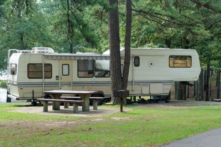 8 RV Campgrounds In Townsend, TN That Will Get Into the Heart of the Smokies
