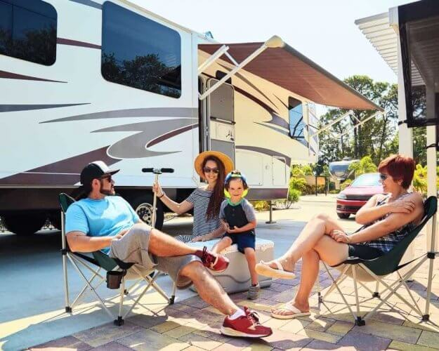 rv camping course