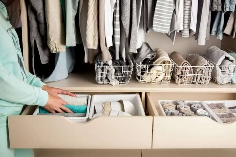 7 Simple Tips & Tricks To Help You Better Organize Your RV Closet