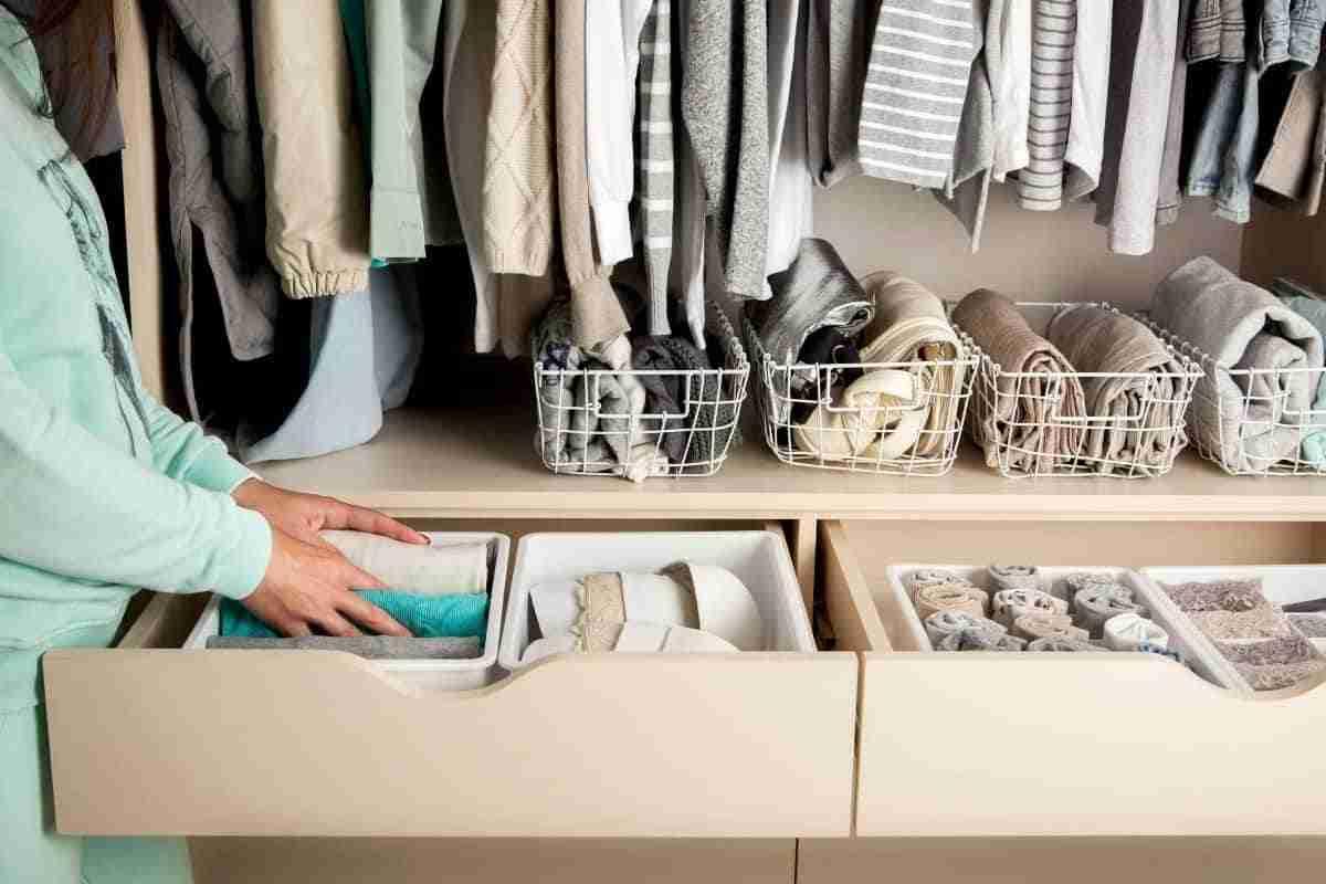 organizing your rv closet