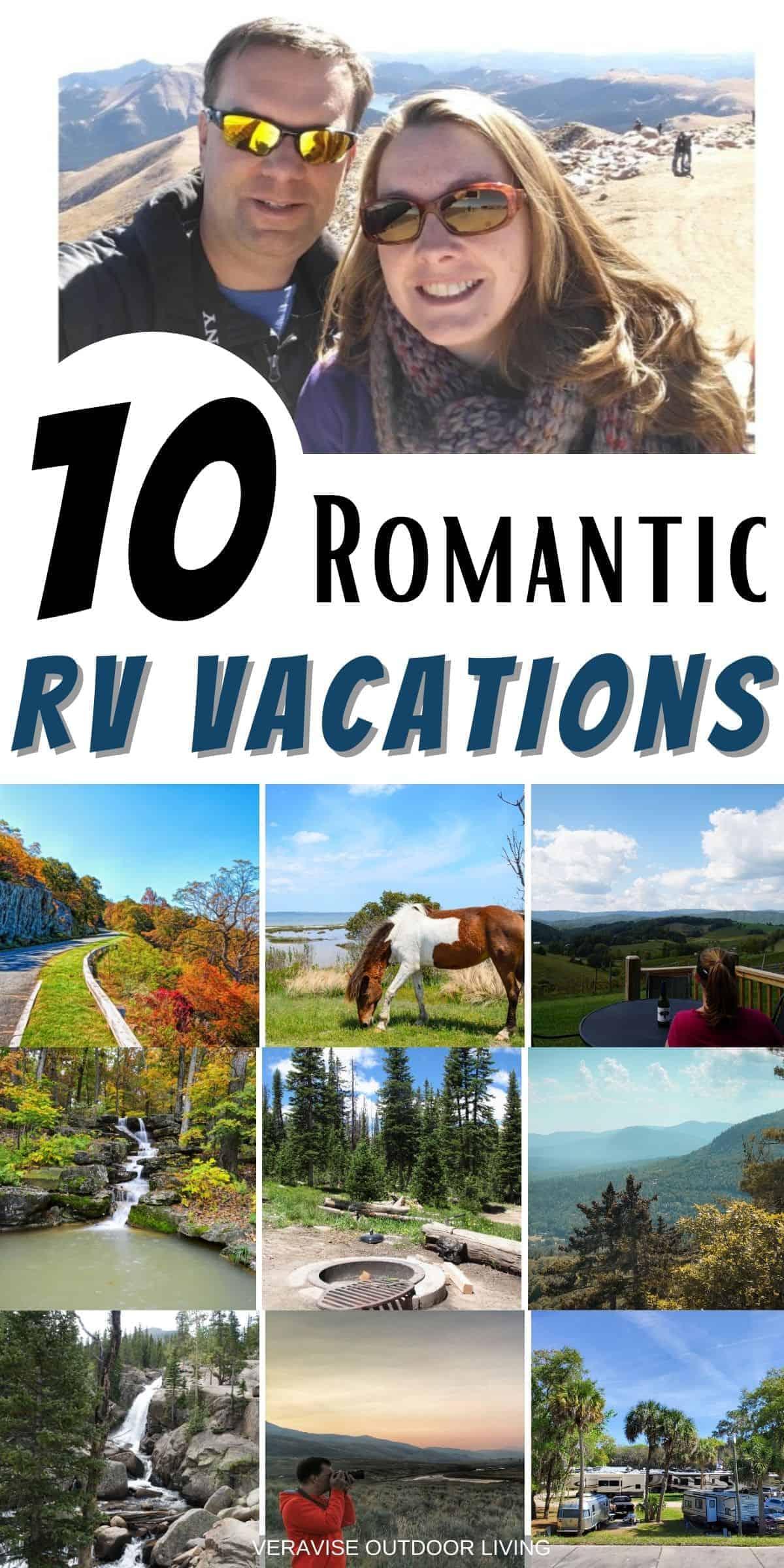 rv romantic vacations