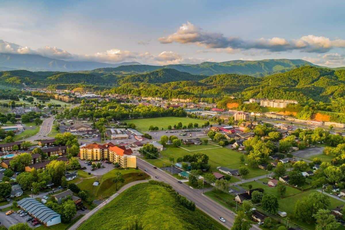 sevierville, tn rv campgrounds