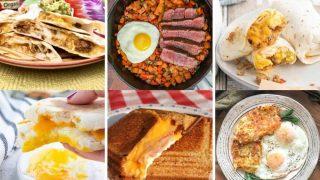 17 camping breakfast ideas