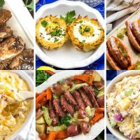 gluten free camping meals