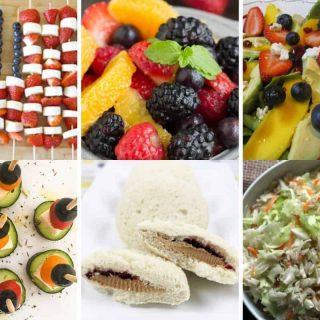 21 no cook camping meals