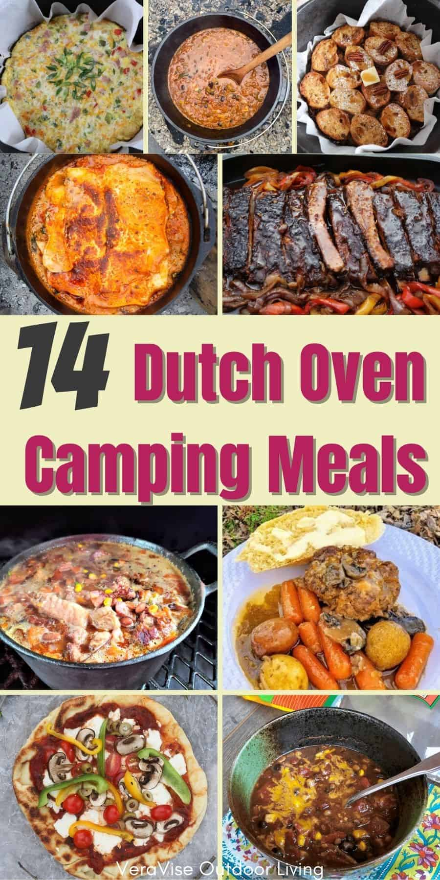 14 Dutch Oven Camping Meals