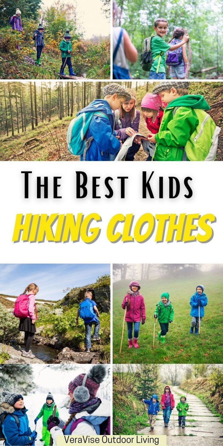 hiking clothes for kids