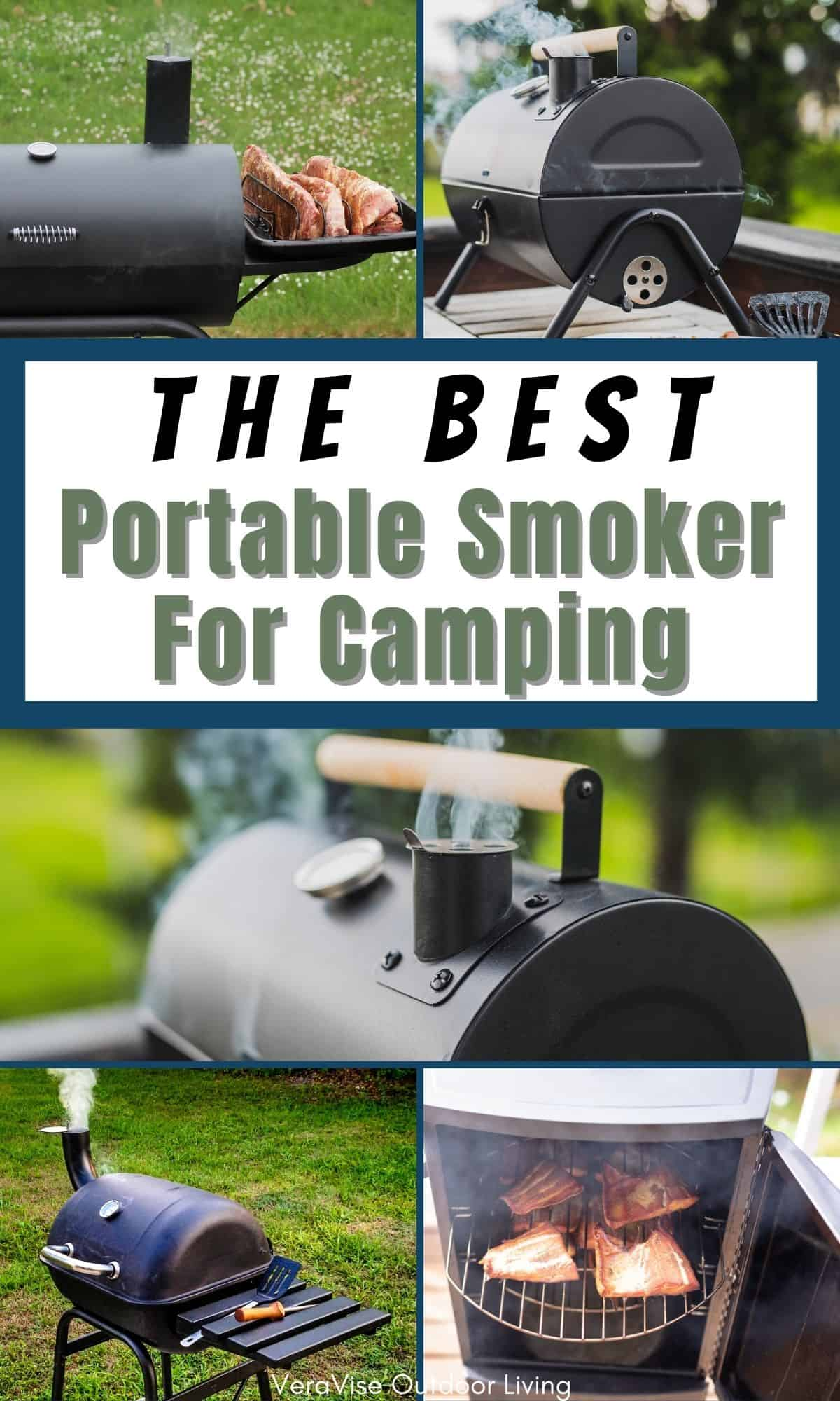 best portable smoker for camping