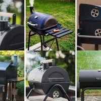 best portable camping smokers
