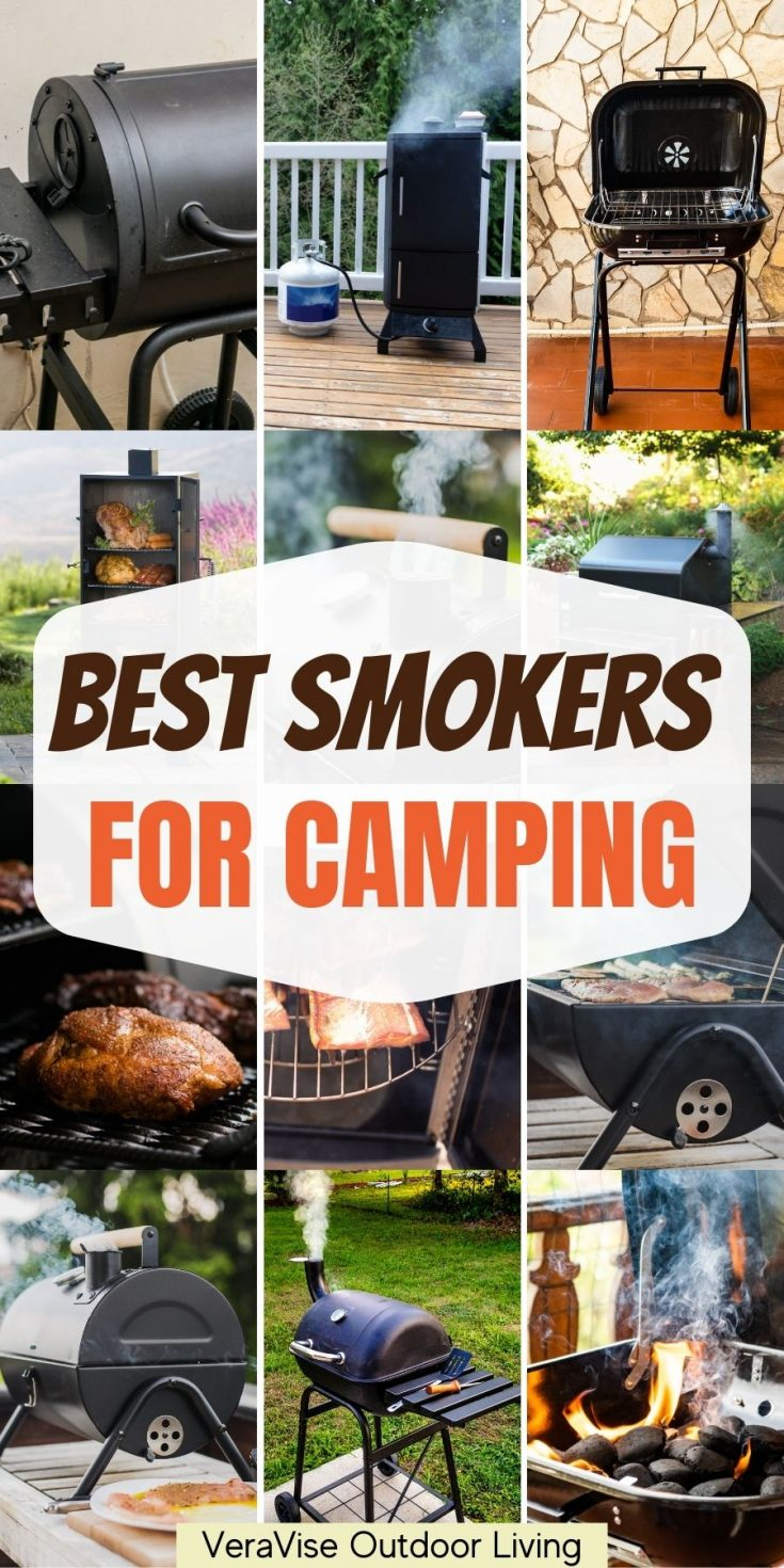 Best Smokers for Camping