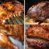 best meats to smoke using an electric smoker