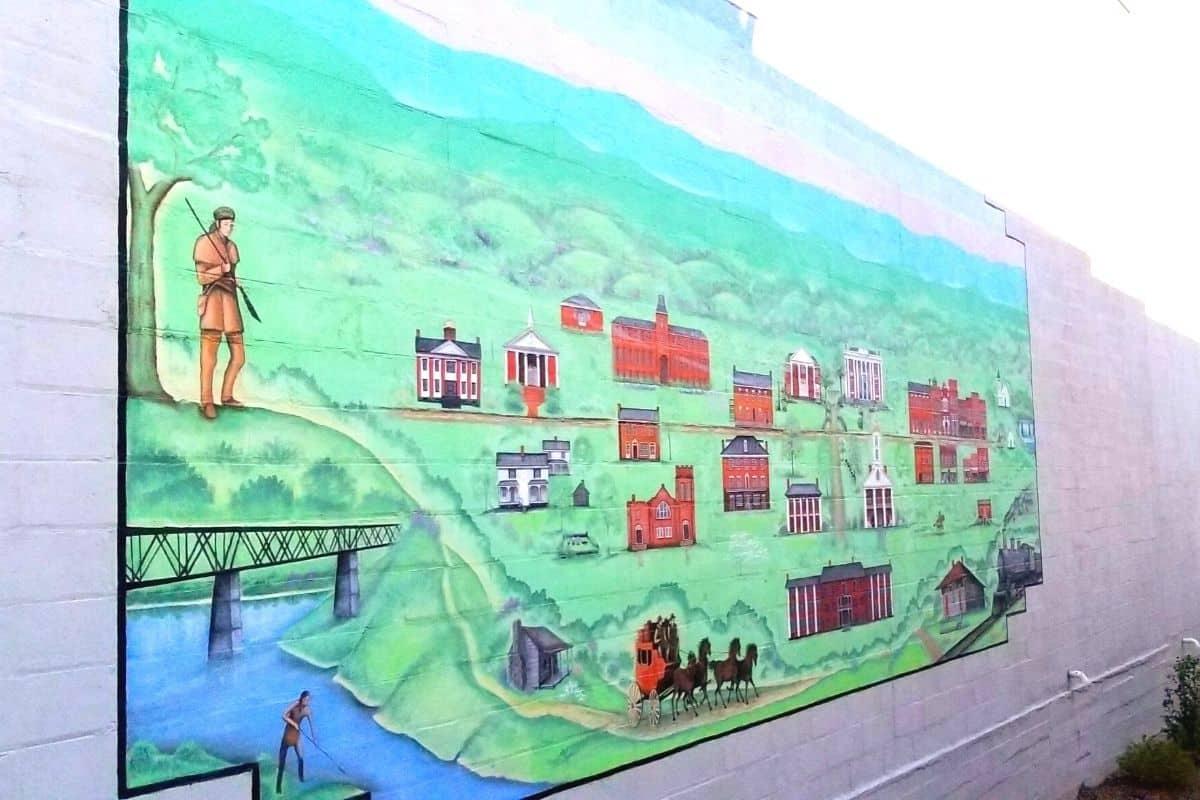 rogersville mural