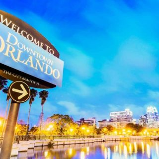 RV campgrounds in Orlando