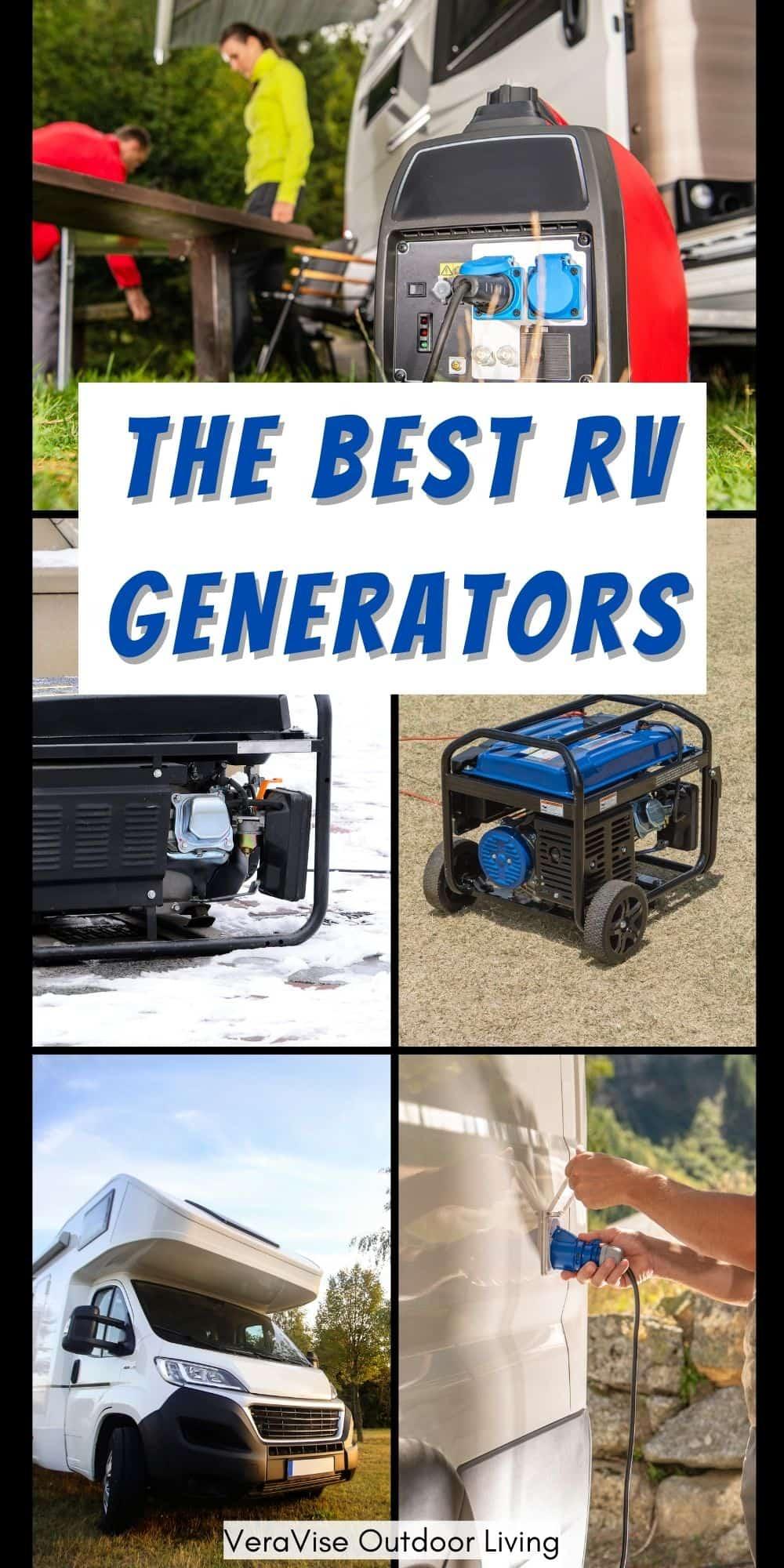 The Best RV Generators