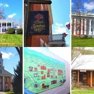 Historic Rogersville, TN
