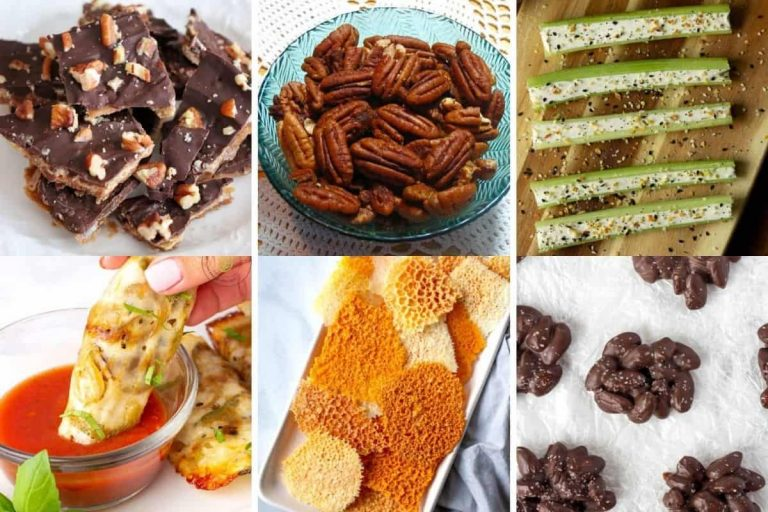 6 Guilt Free Keto Camping Snacks To Keep You On The Go