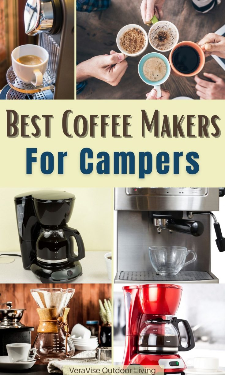 best coffee makers for campers
