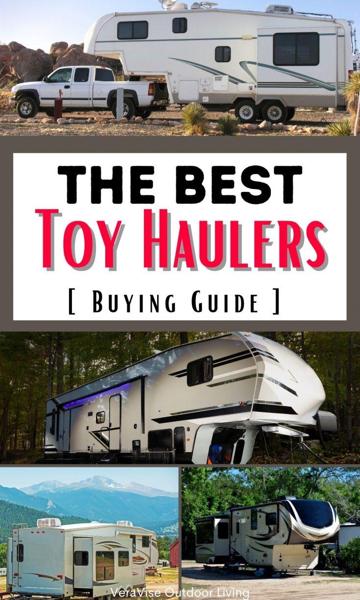 best toy haulers