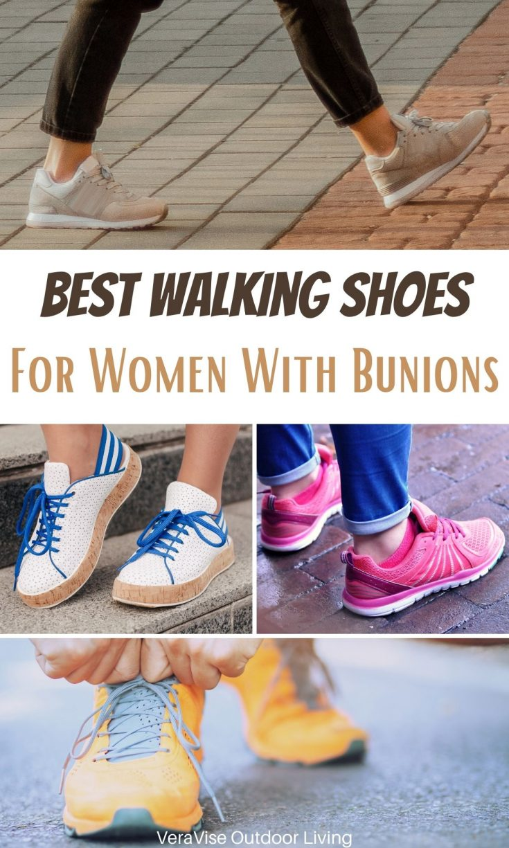The best walking shoes for women with bunions