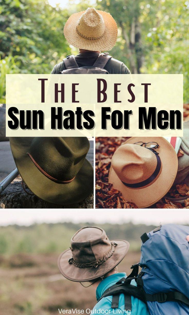 The best sun hats for men