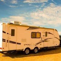 bunkhouse travel trailer