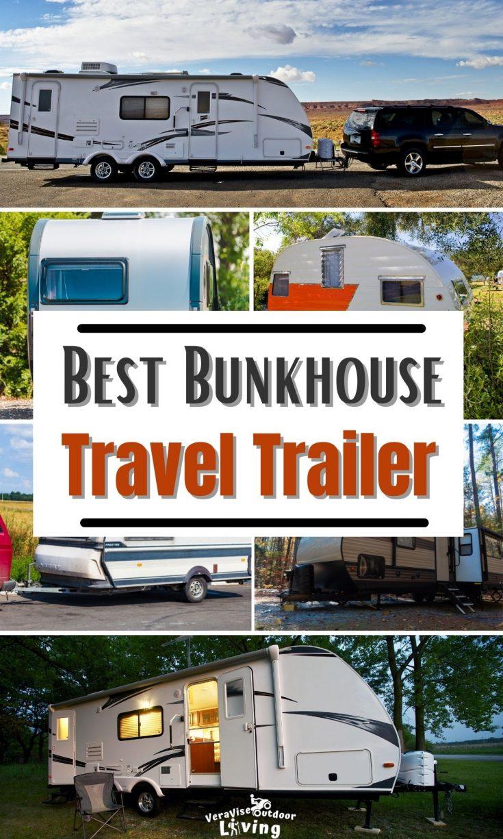 best bunkhouse travel trailer