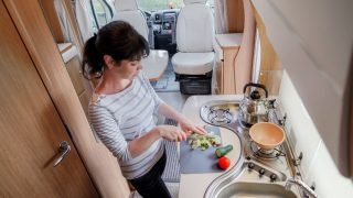 tips fr cooking in an RV