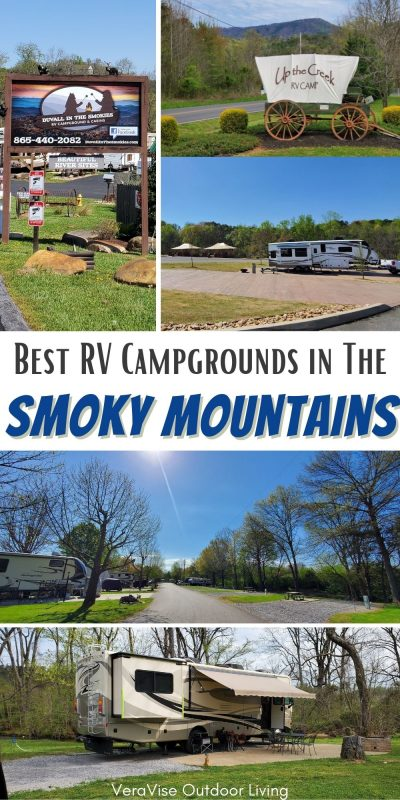 best smoky mountains campgrounds