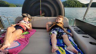 pontoon boat hacks