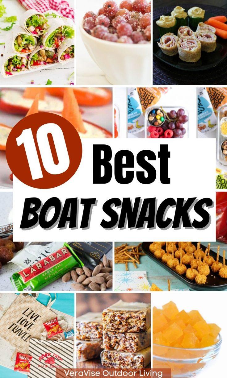best  boat snacks