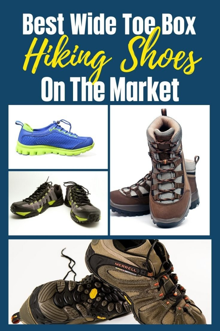 best wide toe box hiking shoes