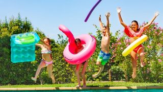23 pool party games and floats