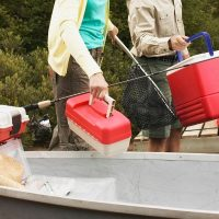 7 boat coolers
