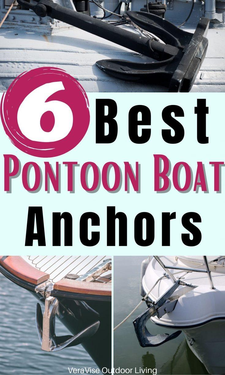 pontoon boat anchors